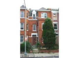 32 Q St NW B **Studio Apartment**