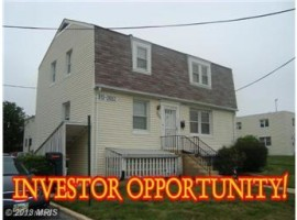 2812 Iverson St #173, Temple Hills, MD 20748 **Investor Special**